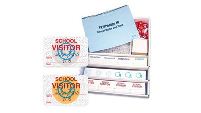 Visitor Management School Solution Pack