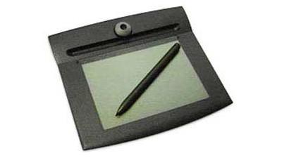 Signature Gem 4x5 Signature Capture Terminal
