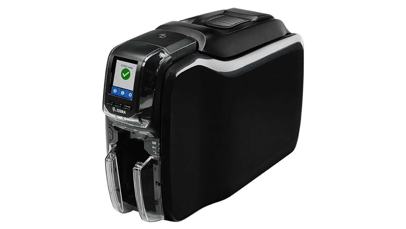 Zebra ZC350 ID Card Printer | AlphaCard com
