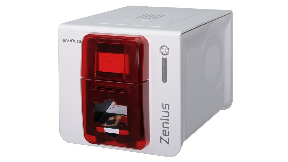 Evolis Zenius ID Card Printer ZN1HB000RS