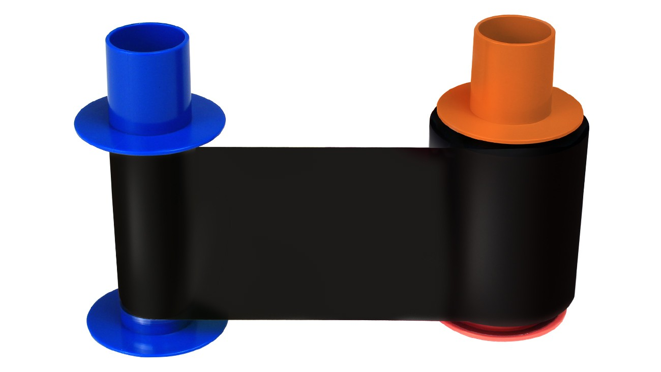 Fargo HDP Premium Monochrome Black Ribbon – 3000 Prints