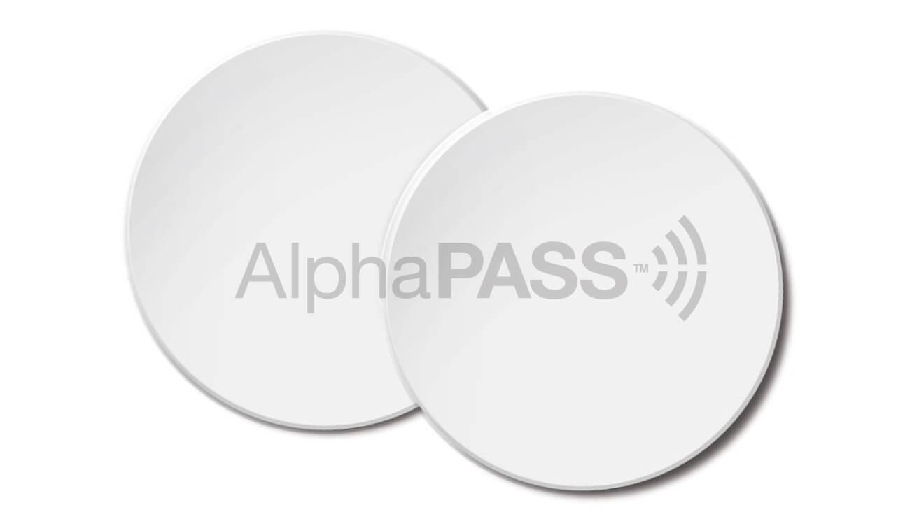 AlphaPass Proximity Adhesive Tag