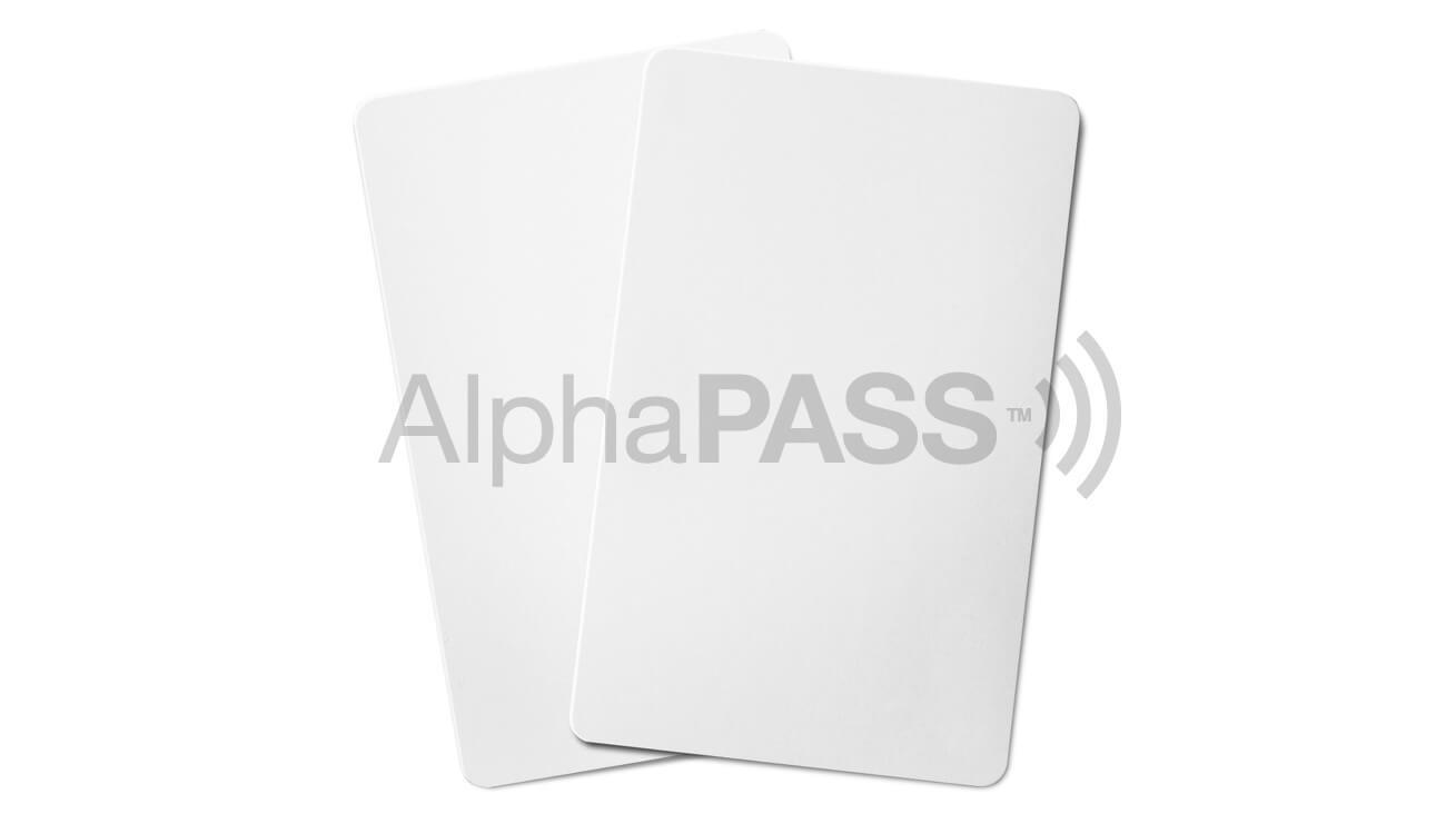 AlphaPass Composite Proximity Cards