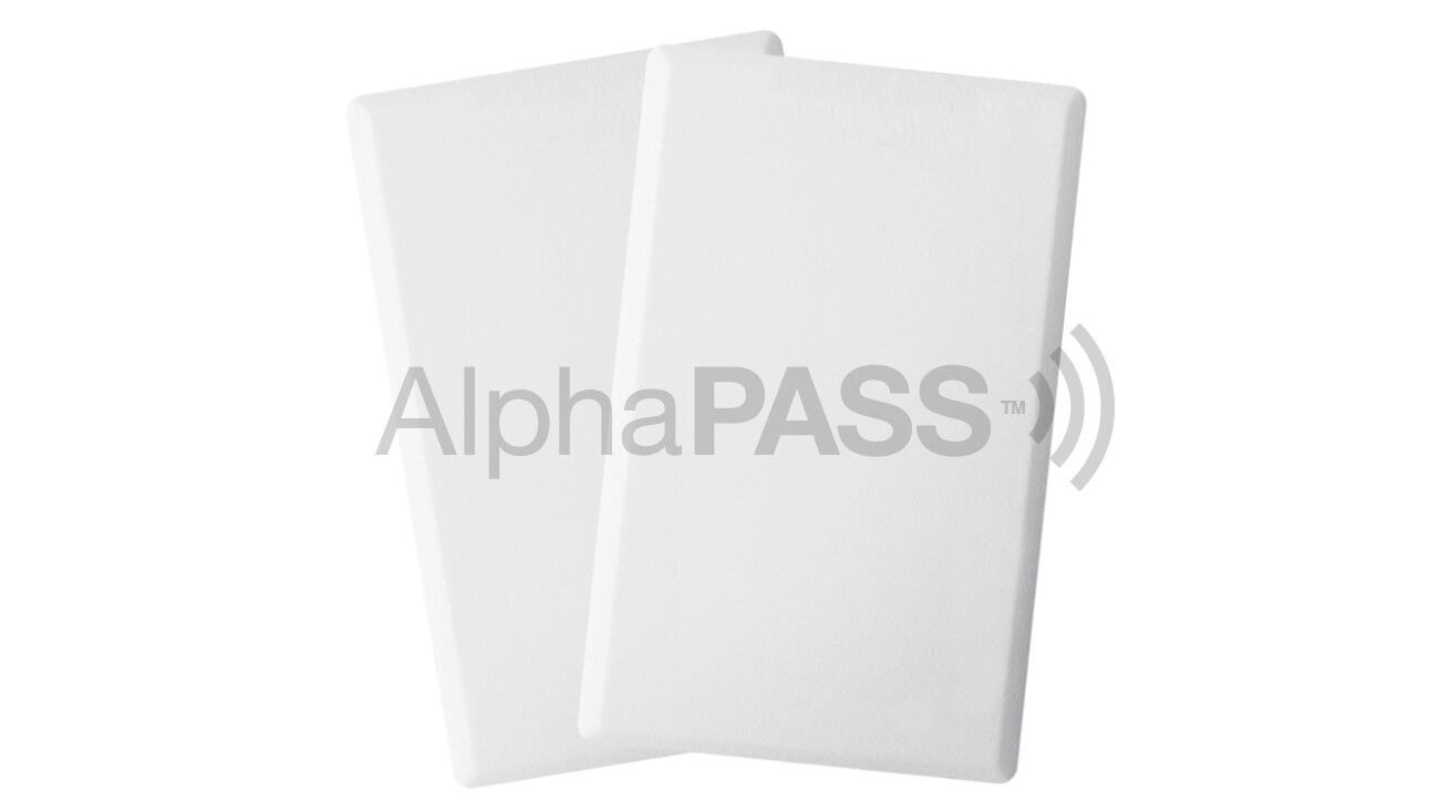 HID 1326 Compatible-AlphaPass Prox Clamshell Cards