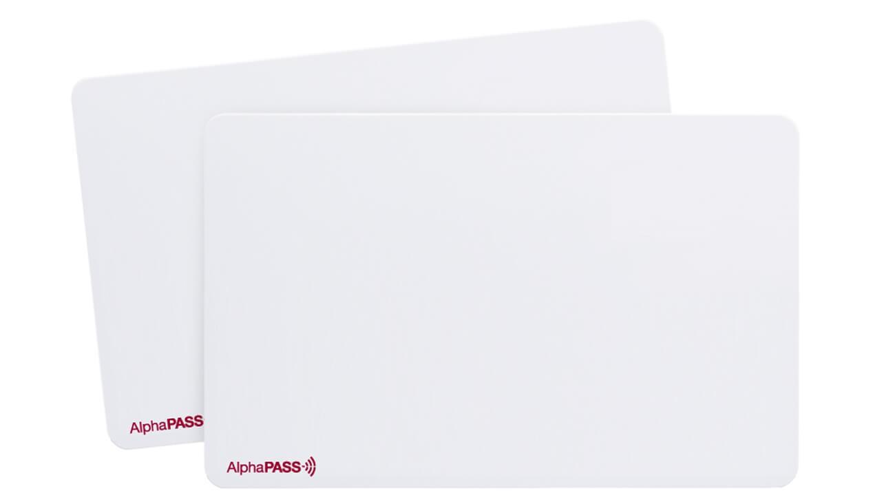 alphapass cards