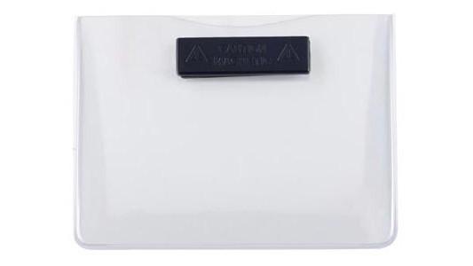 """Magnetic Event Badge Holder - Landscape, 4x3"""" - 100"""
