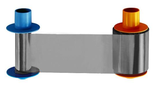 Fargo 45208 Metallic Silver Ribbon, 1000 Prints