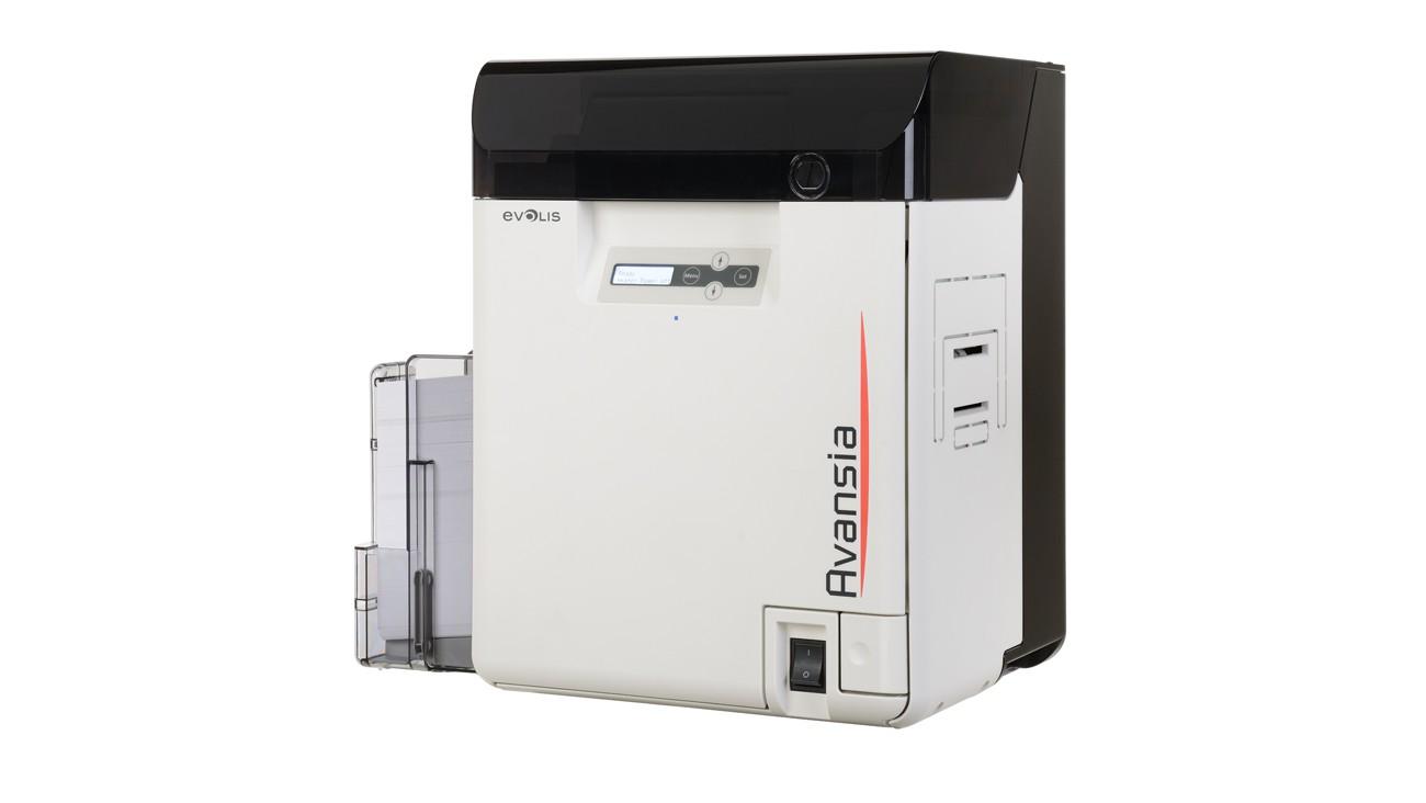 Evolis Avansia ID Card Printer