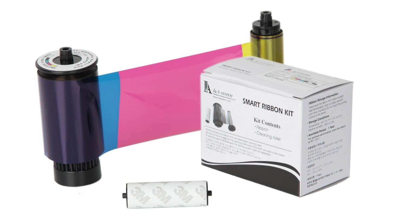 IDP YMCKOK Ribbon Kit - 200 prints