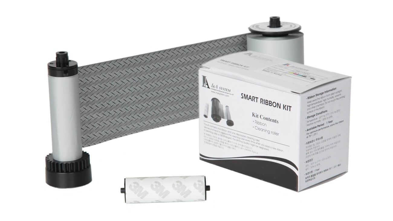IDP Scratch-Off Ribbon Kit - 1200 prints