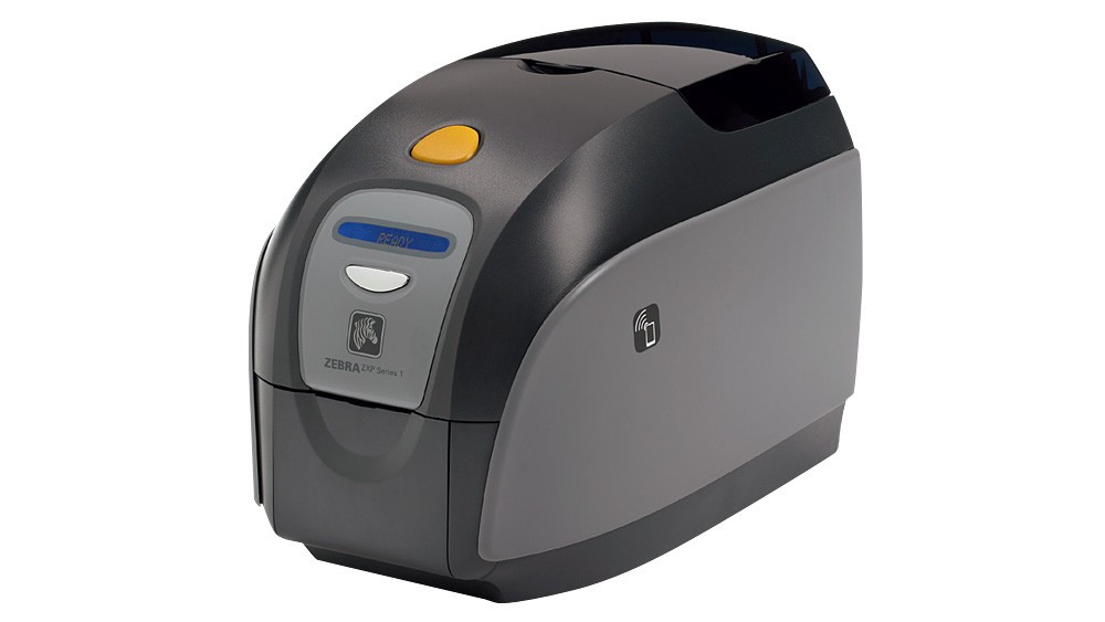 Zebra ZXP Series 1 Single-Sided ID Card Printer