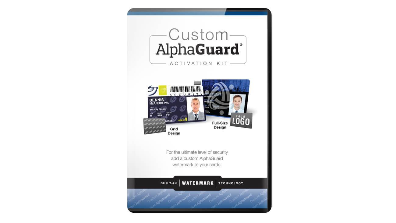 Custom AlphaGuard Key