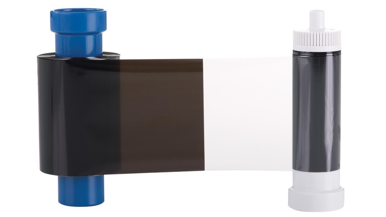 AlphaCard PRO Half-Panel YMCKO 450 Print Ribbon