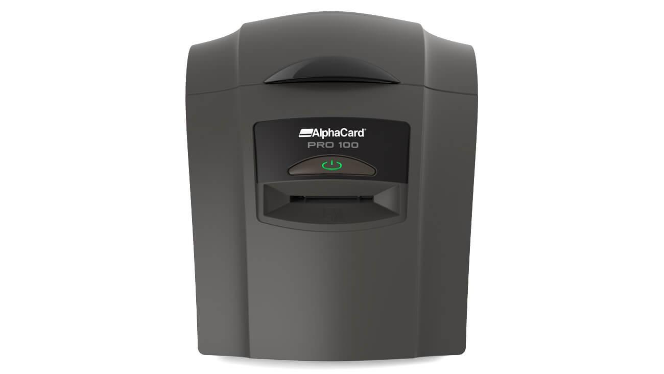 AlphaCard PRO 100 ID Card Printer
