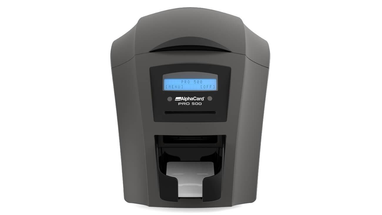 AlphaCard PRO 500 ID Card Printer