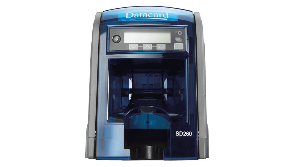 Entrust Datacard SD260 ID Card Printer