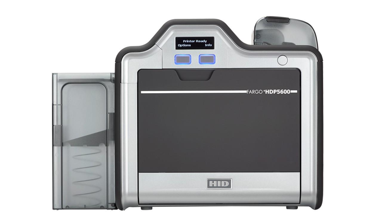 HDP5600 Reverse Transfer ID Card Printer