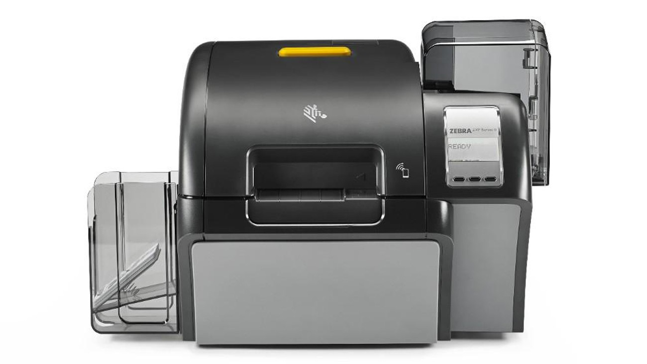 Zebra ZXP Series 9 Retransfer ID Card Printer