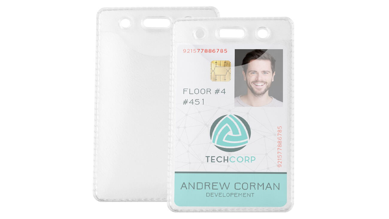 Anti-Static Badge Holders – Pack of 100.