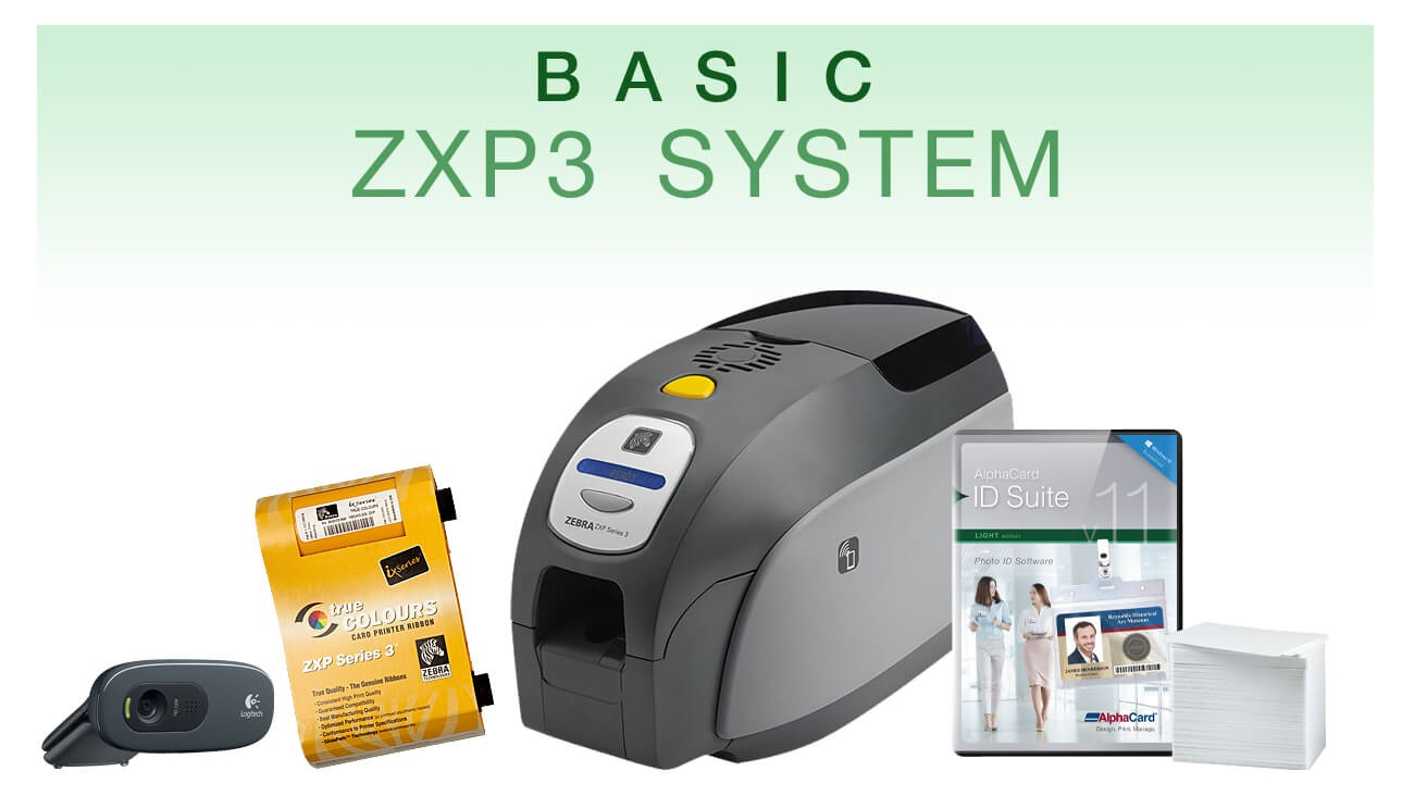 Basic High Speed ID Card System