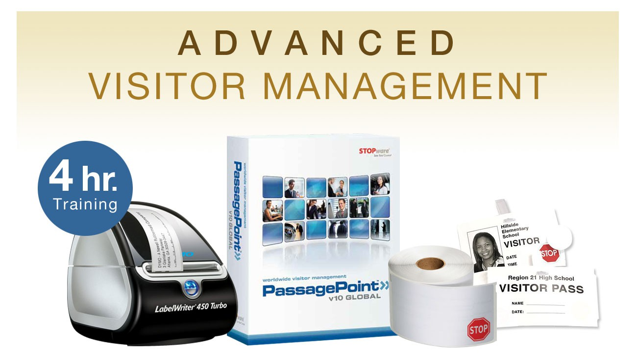 Advanced Visitor Management System