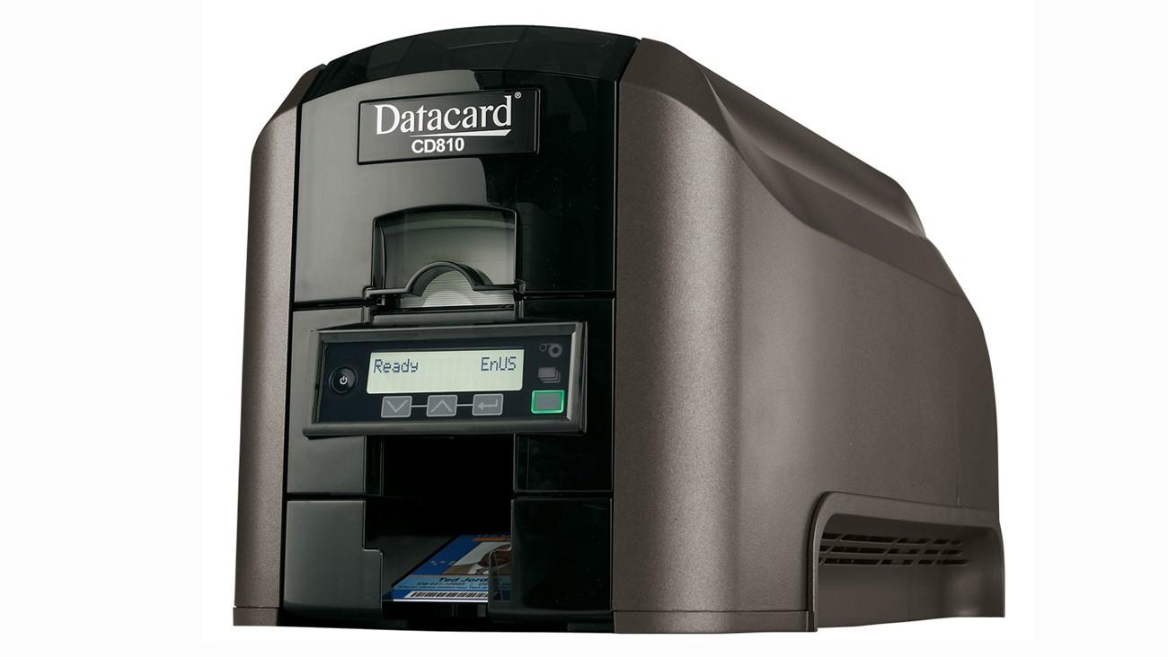 Entrust Datacard CD810 506347-049