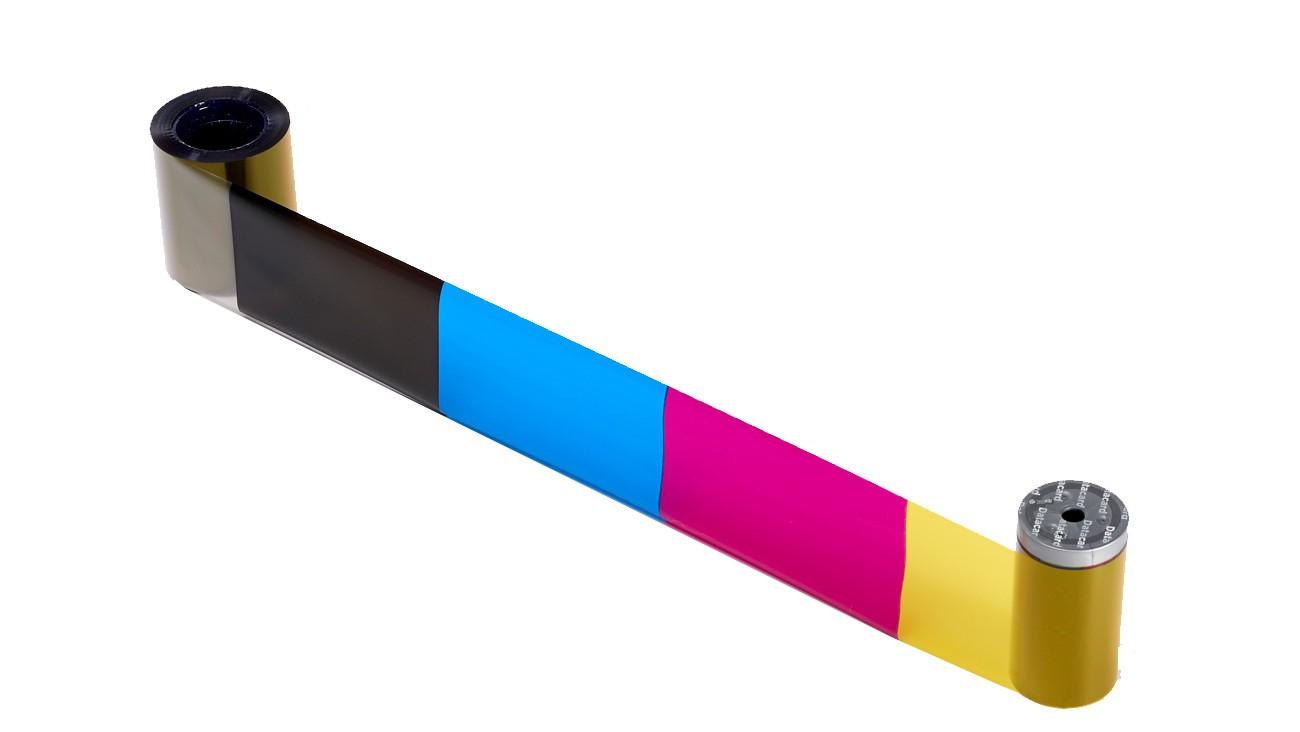 Entrust Datacard 535700-004-R096 YMCKT Ribbons - 500 Prints