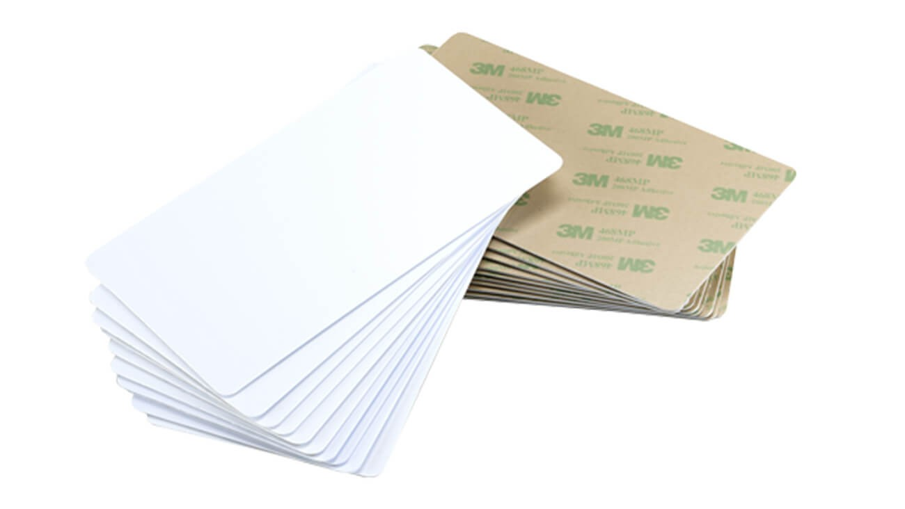 Datacard Cleaning Kit with Adhesive Sleeves