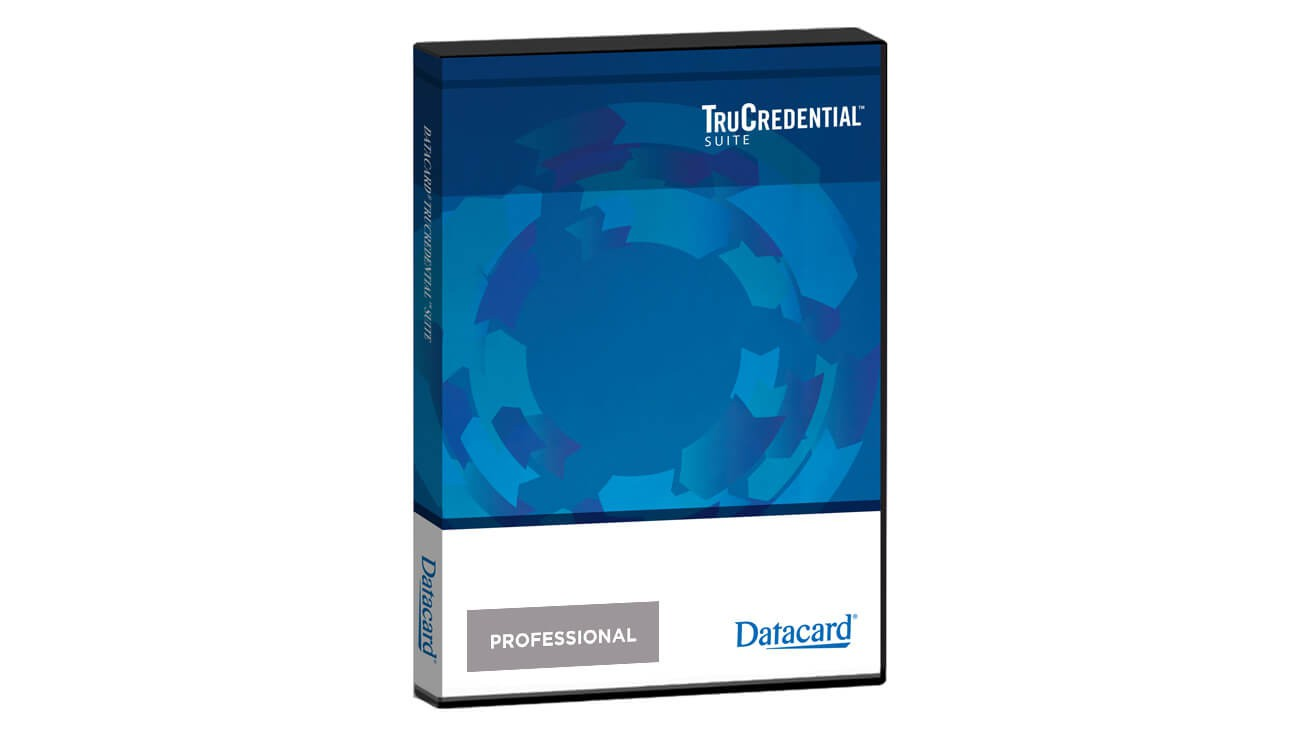 Entrust Datacard TruCredential Software-Professional