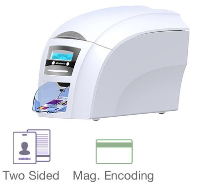 Enduro3E Dual-Sided Printer, Magnetic Stripe Encoding