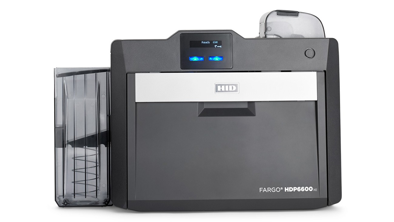 Fargo HDP6600XE Single-Sided 70010