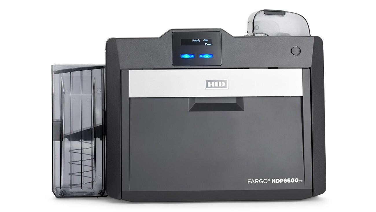 Fargo HDP6600XE Reverse Transfer ID Card Printer