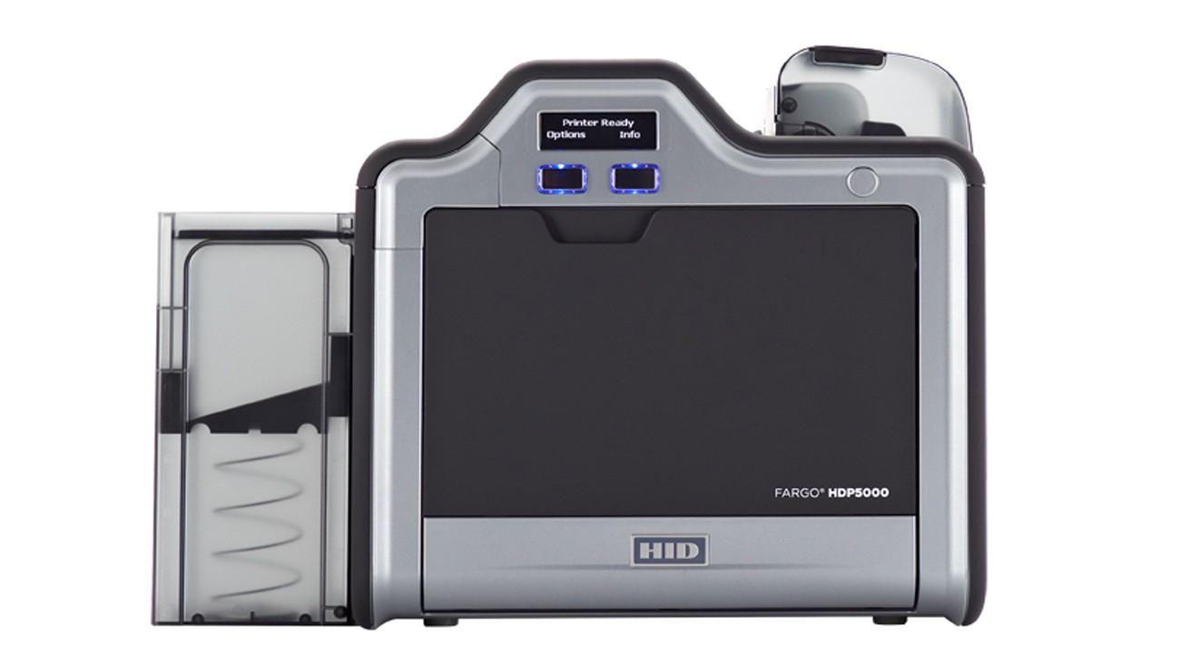 Fargo Hdp5000 Printer Fargo Hdp5000 High Definition Id