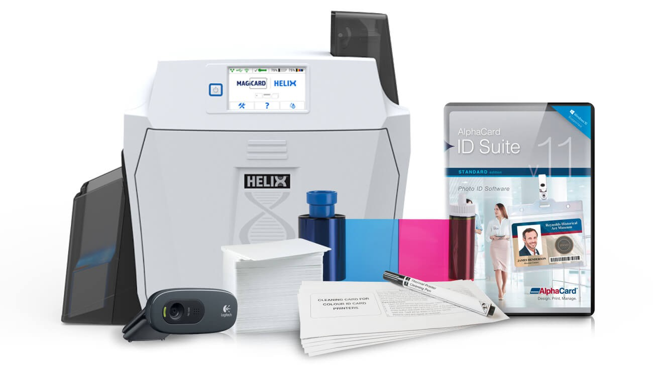 Magicard Helix ID Card System