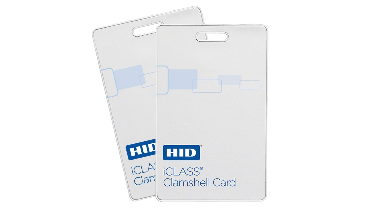 HID iCLASS Smart Card with Proximity Encoding – 212