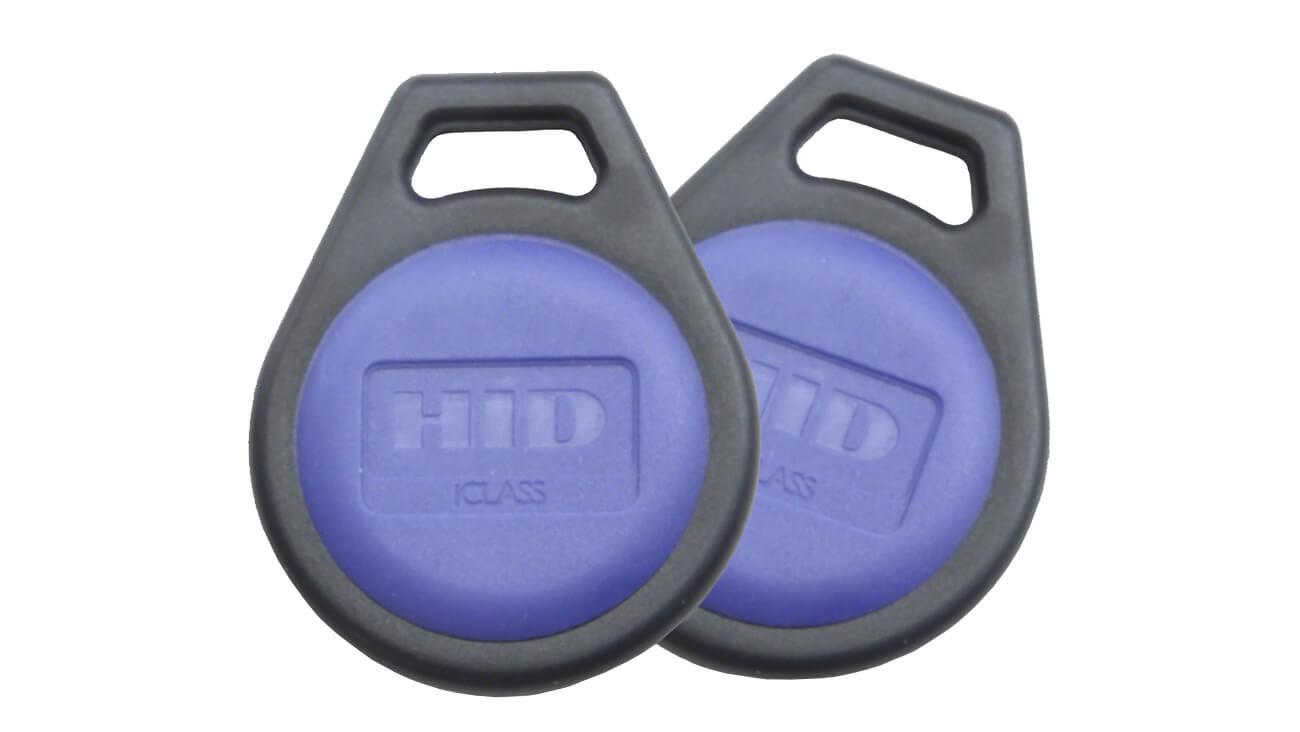 HID iCLASS Smart Card Key Fob – 205