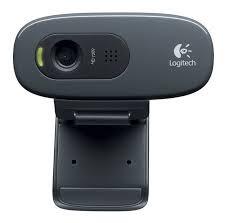 Logitech C270 ID Card Camera