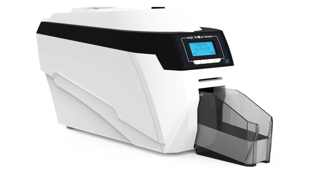 Magicard Rio Pro 360 Xtended ID Card Printer