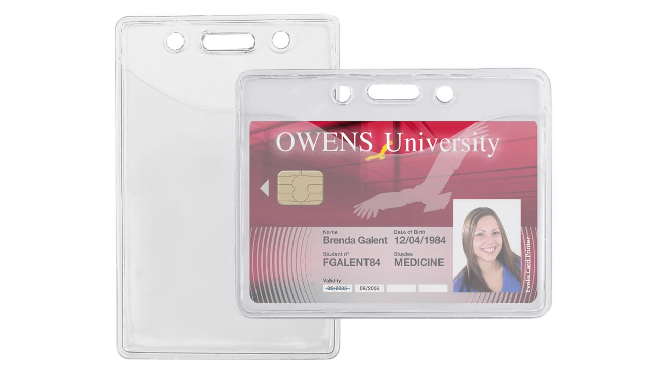 Premium Badge Holders
