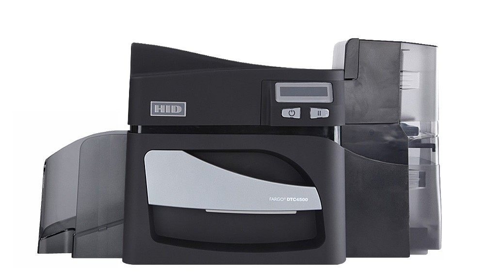 Fargo DTC4500 Direct-to-Card ID Card Printer