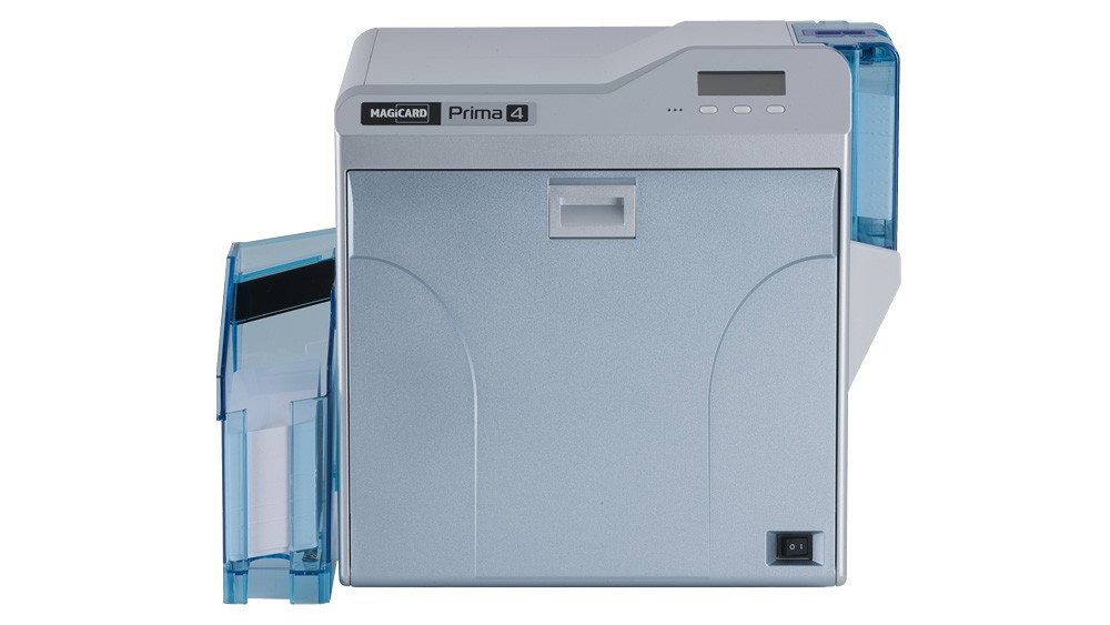 Magicard Prima 4 Reverse Transfer Printer - Single & Dual-Sided