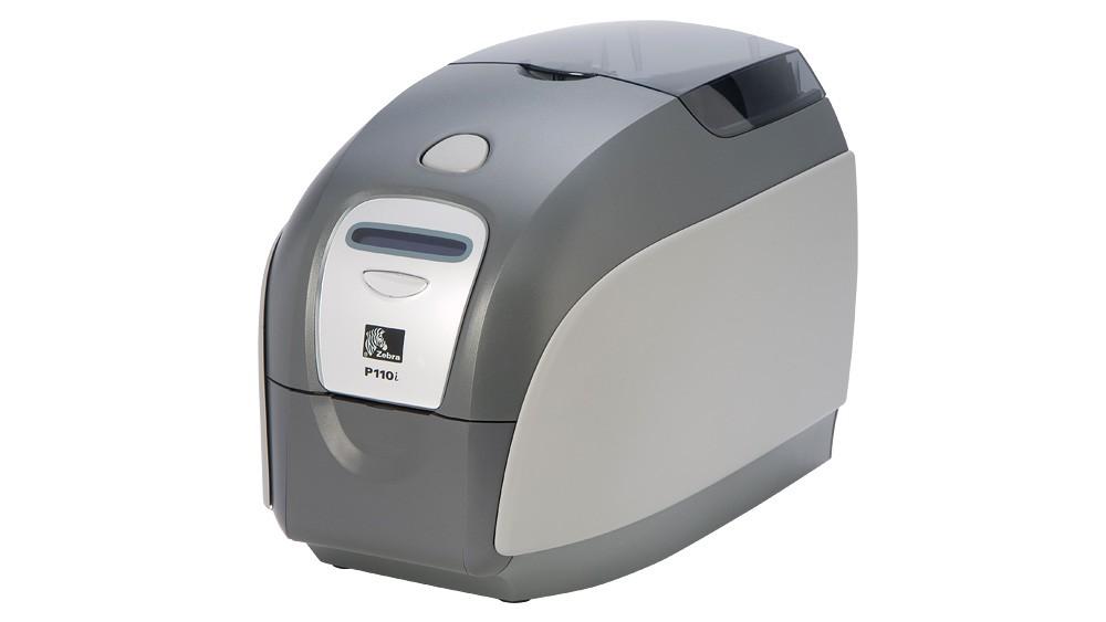 Zebra P110i Printer