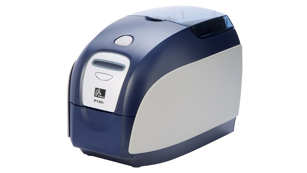 Zebra P120i Printer-Magnetic Encoding, ISO-USB