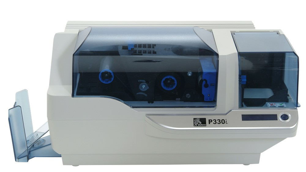 Zebra P330i ID Card Printer