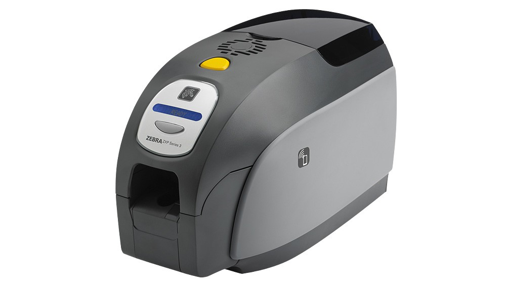 Zebra ZXP Series 3 Single-Sided ID Card Printer