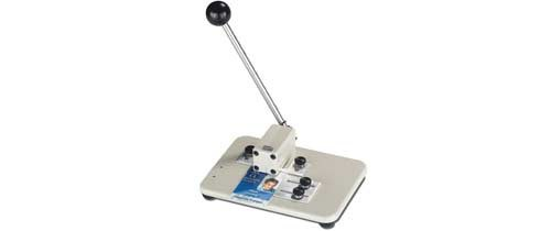 Heavy-Duty Adjustable Table-Top Slot-Punch