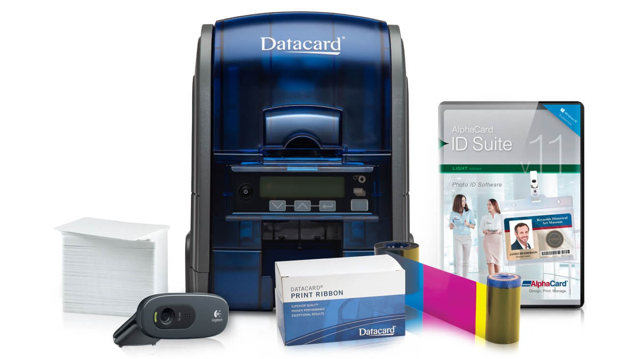 Entrust Datacard SD160 ID Card System