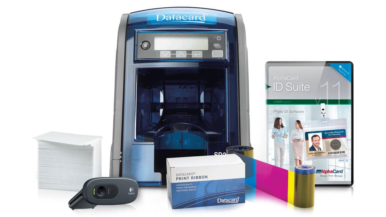 Entrust Datacard SD260 ID Card System