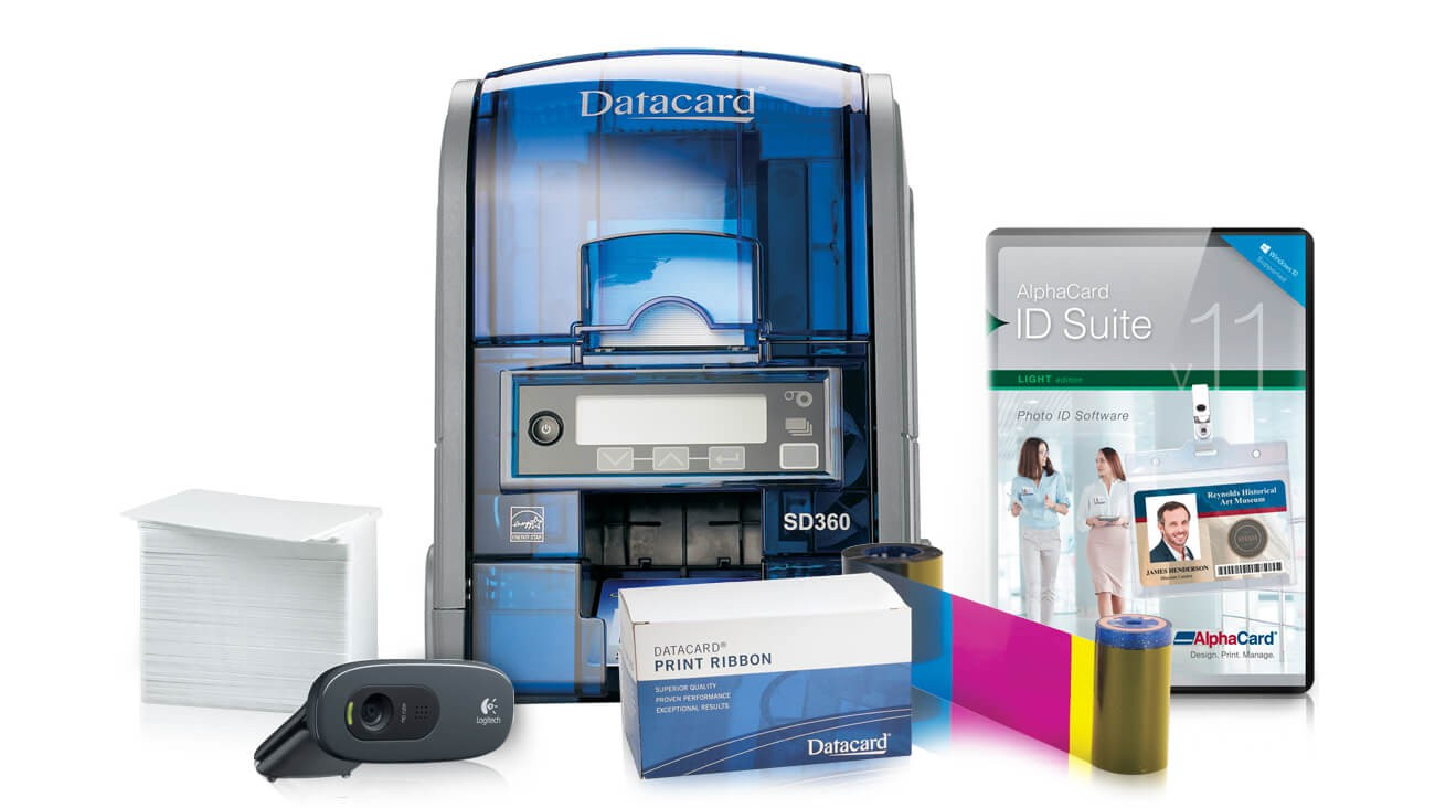 Datacard SD360 ID Card System