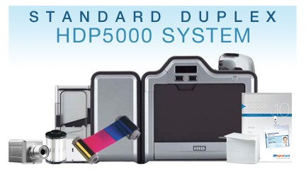 Standard Duplex High Definition ID Card System